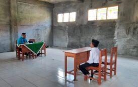 Santri dan Santriwati Al-Amanah Mengikuti Ujian Syafahi