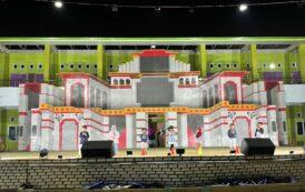 Santri PAUD Al-Amanah Siap Memeriahkan Arena Gembira